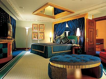 Burj al arab hotel for Top design hotels in the world