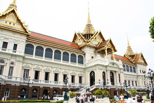 萬佛之邦,曼谷大皇宮