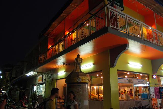 Krabi Weekend Night Market  好吃 新奇 又好玩