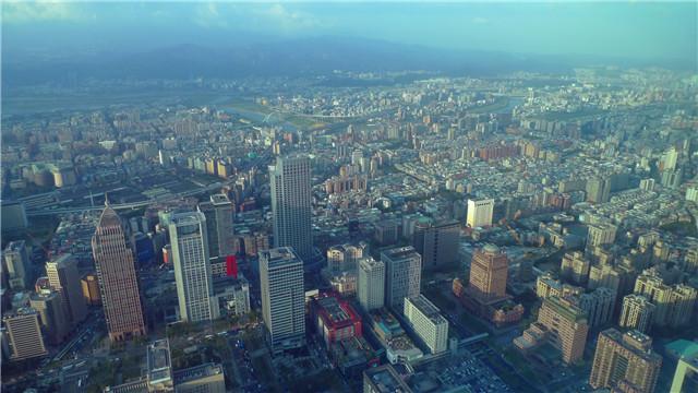台北101观景台好好看