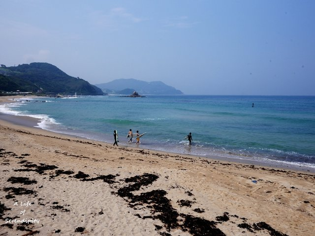 福岡糸島超美海中鳥居二見ヶ浦夫婦岩,不自駕也能去