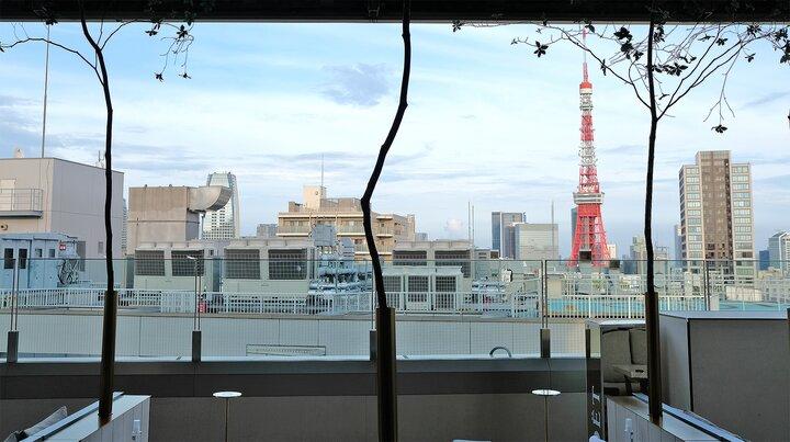 東京鐵塔 | 5個網美照拍攝地點實測與心得 (東京鐵塔停車場、增上寺、芝公園4號地、Shiubuya Sky、Balcon Tokyo )